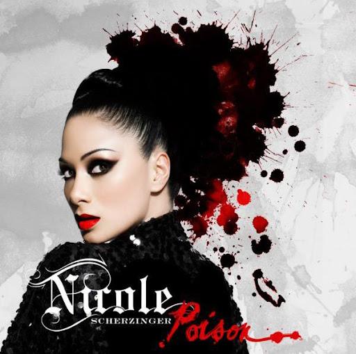 nicole scherzinger poison single cover