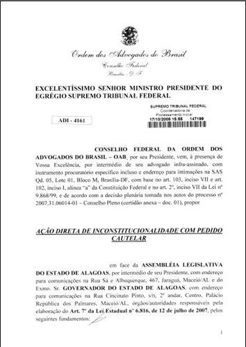 ADIN 4161. Inconstitucionalidade da Exigência de Depósito Recursal em Juizados Especiais por lei Estadual