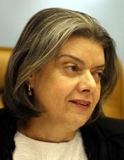 Eminente Ministra Cármen Lúcia