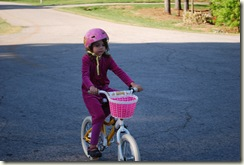 Ari riding bike _041110 362 no training whee