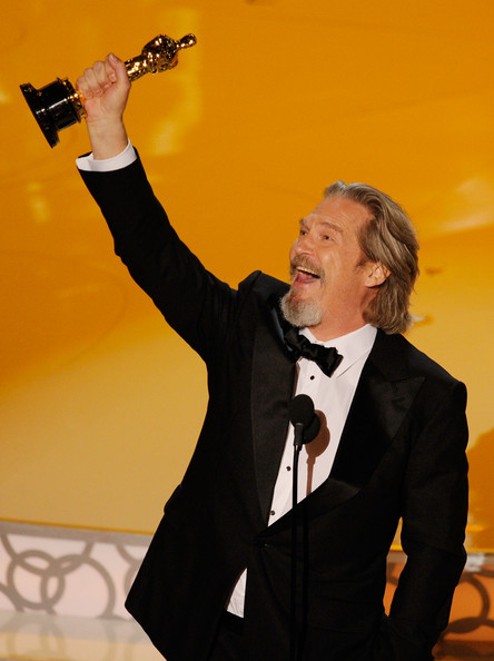 Jeff Bridges - Best Actor - 2010 Oscar Awards
