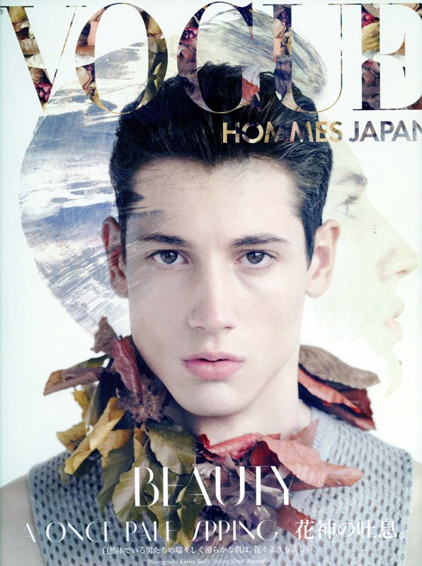 Nicolas Ripoll Vogue Hommes Japan Vol 4
