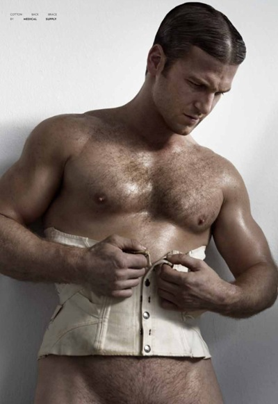 VGL | Dave Salmoni by Tony Duran for FLAUNT