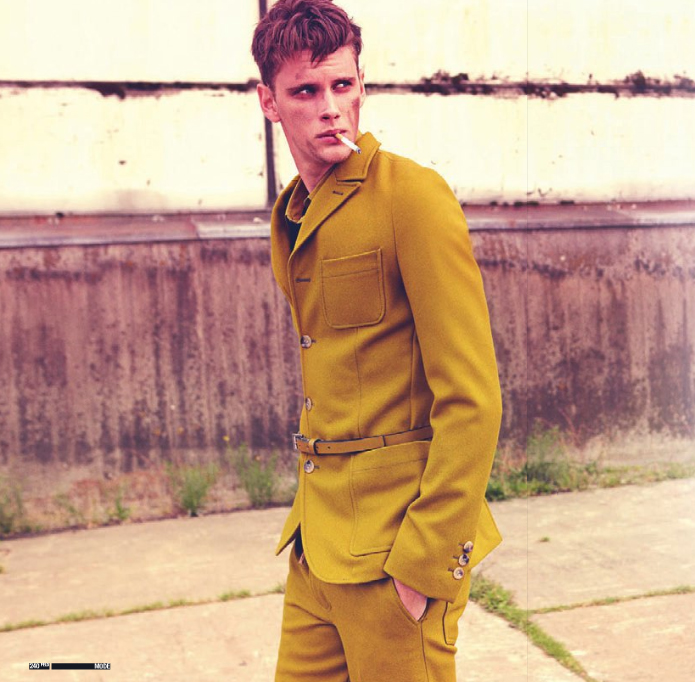 Joan Pedrola by Tina Luther for Feld Hom