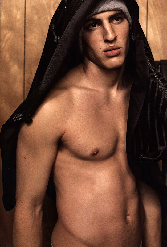 VGLMen.com | Kyle Oglesby by Alex Cayley for GQ Style Germany, S/S 2010