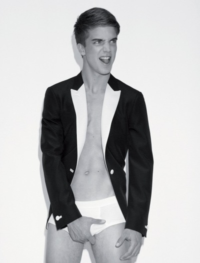 River Viiperi by Ben Lamberty for Seventh Man No. 1, April 2010