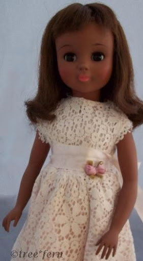Leslie doll black African-American 1960s Madame Alexander