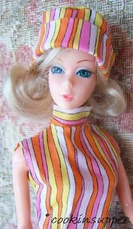 Mattel Barbie doll Beautiful Bride 1970s