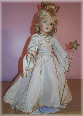Madame Alexander Good Fairy doll 1940s