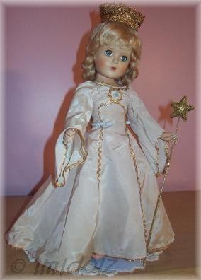 Madame Alexander Good Fairy doll 1940s