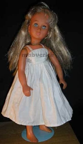 Sebino Bettina doll Italy 1960s