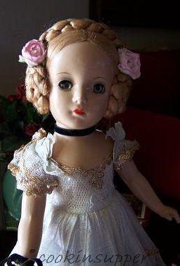 Madame Alexander Karen Ballerina doll 1940s