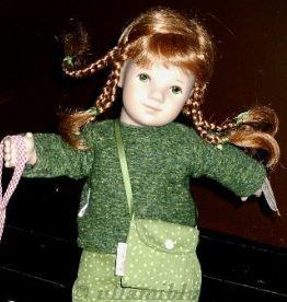 Kathe Kruse doll Sarah 2002