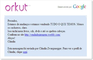 bazar orkut