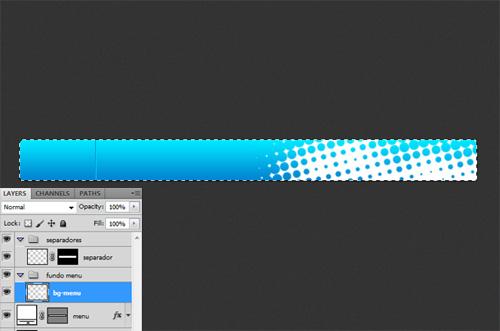 [Tutorial] Elegante menu azul no photoshop Tmenu-p22