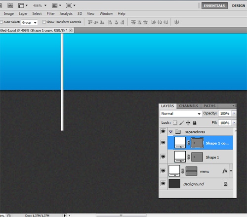 [Tutorial] Elegante menu azul no photoshop Tmenu-p11