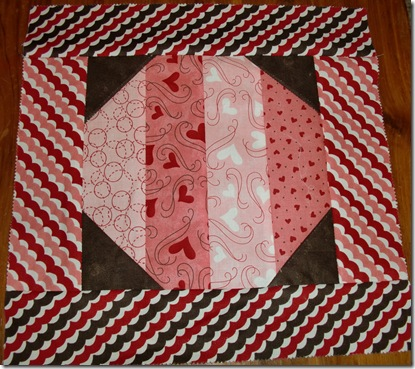 Jelly Roll Block #9