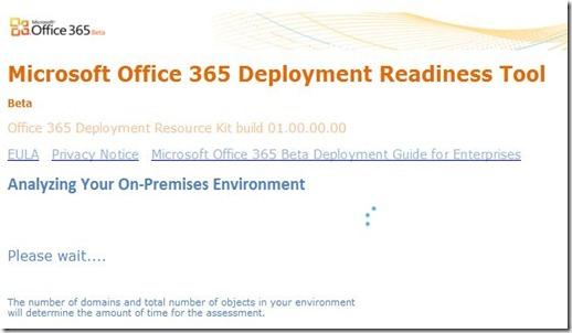 O365DeployKit - Analyzing