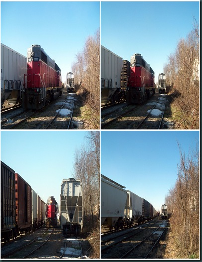 traincollage