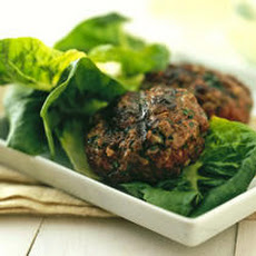 Asian Beef Burgers with Ginger and Cilantro Recipe