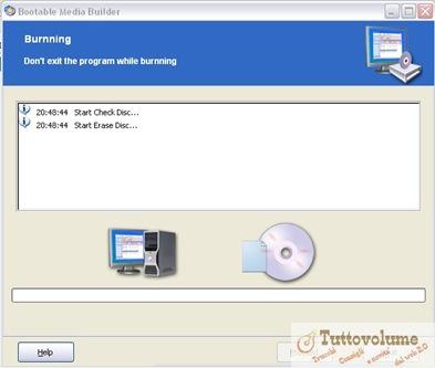 Easeus crea boot disk