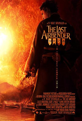 Airbender Movie Poster Zuko