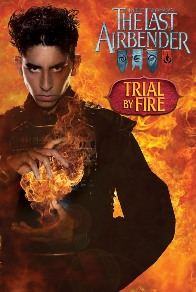 Airbender Trial by Fire