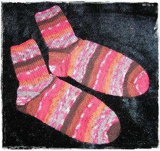 Hot Socks Stars 416