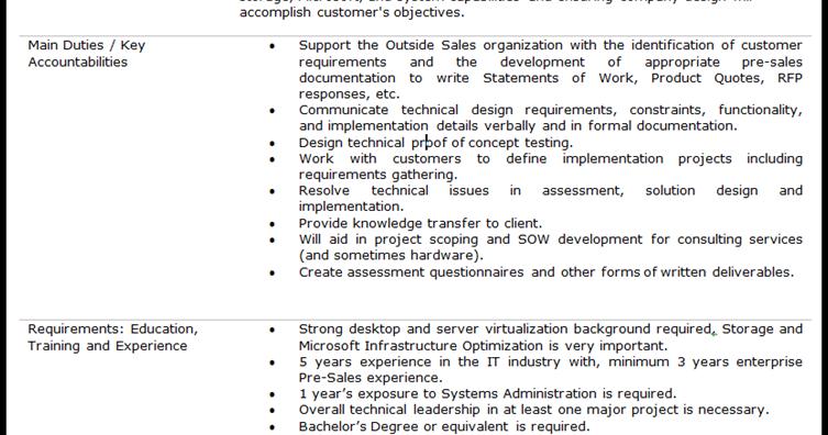 Car Sales Consultant Job Description Resume. orbital welder sample ...