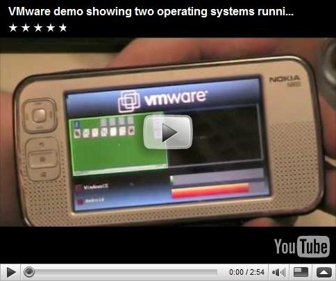 VMware MVP phone Hypervisor?