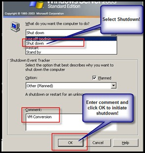 ShutDown Prompts