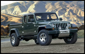 EMC - Built Jeep Tough!