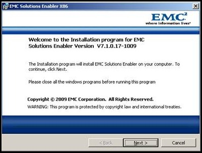 Setting up EMC Storage Viewer VI Plugin for VMware