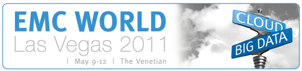 EMC World 2011–View on vBlock notes