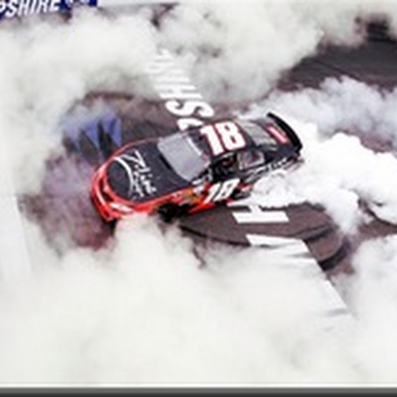 Busch Breaks Another Nationwide Series Record