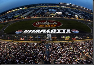2010 Charlotte May NSCS aerial view