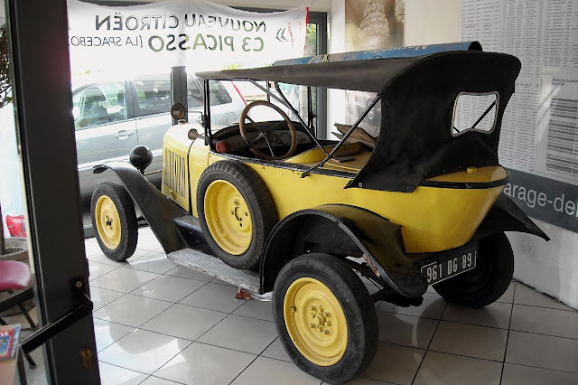 Amicale 5HP - Portail Tr3
