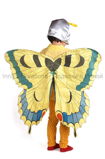 How to make butterfly costume wings - photo#20