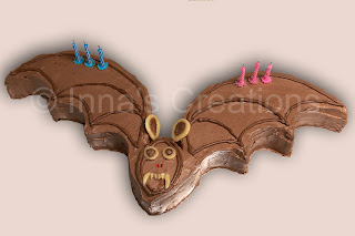 Bat cake