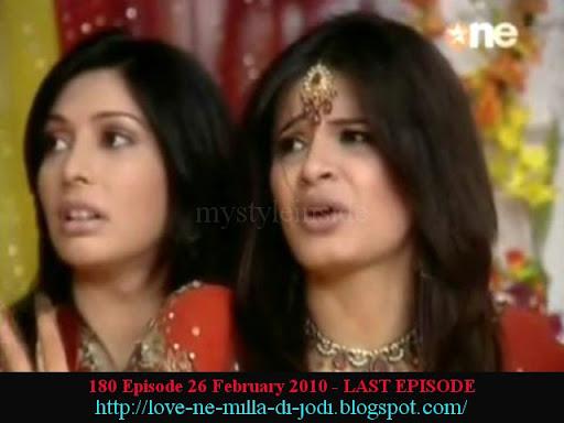 parneet chauhan chandana sharma love ne milla di jodi last episode
