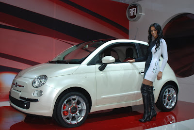 Fiat 500 USA: Fiat 500 launch dates