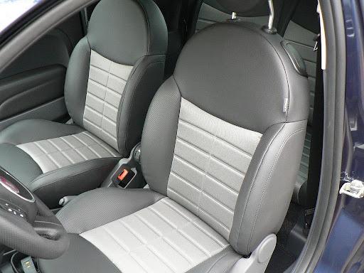 the European Fiat 500 Sport