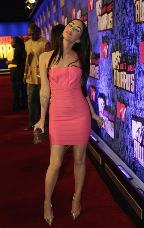 MTV Awards Arrivals