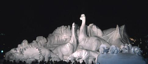 esculturas neve lindas gelo inverno arte (2)