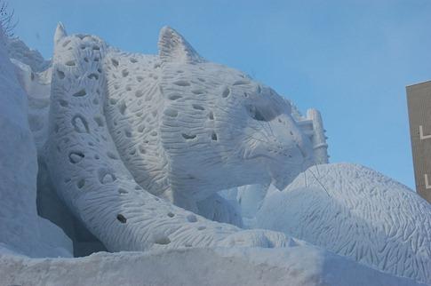 esculturas neve lindas gelo inverno arte (44)