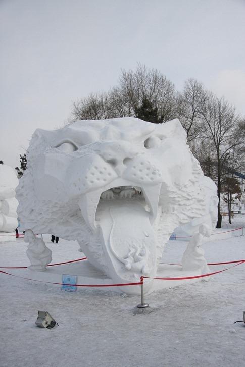 esculturas neve lindas gelo inverno arte (50)