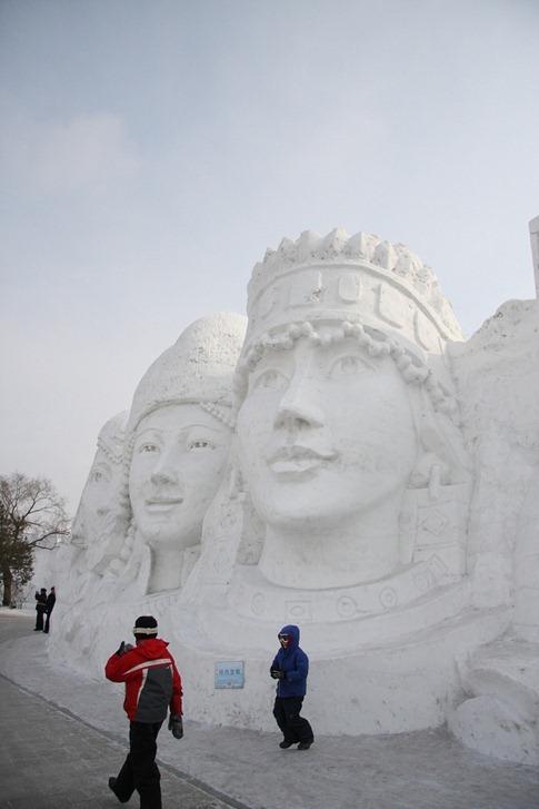 esculturas neve lindas gelo inverno arte (52)