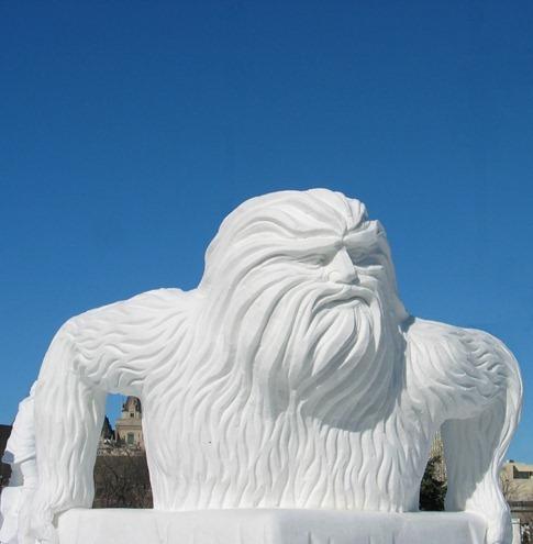 esculturas neve lindas gelo inverno arte (40)