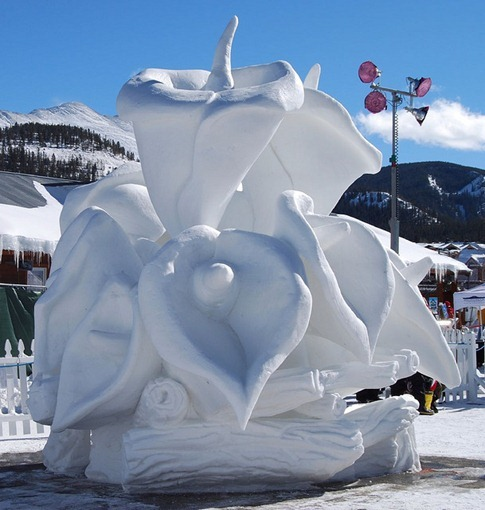 esculturas neve lindas gelo inverno arte (15)