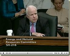 McCain-testimony